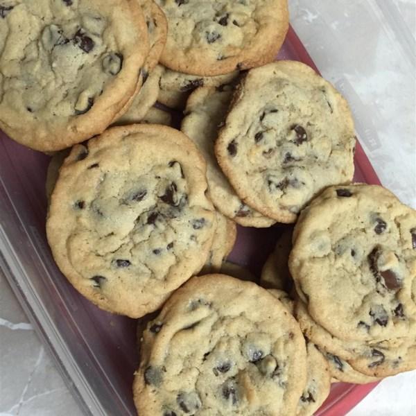 Receita de Biscoitos de T.T.