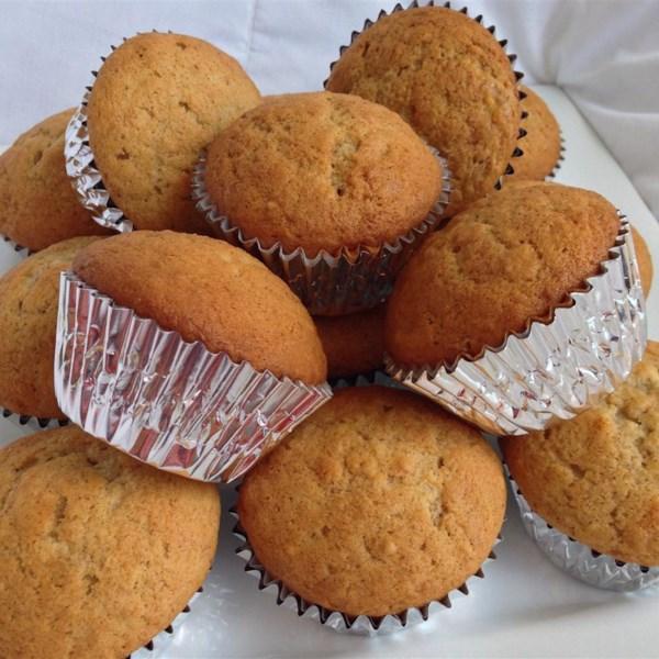 Receita de Muffins de Banana Favoritos de Jo Jo
