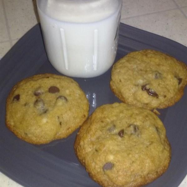 A melhor receita de biscoitos de chocolate