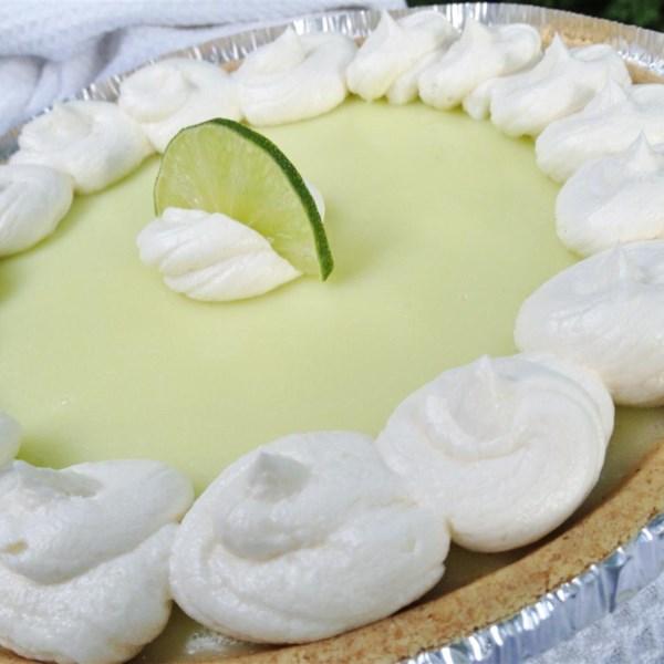 Receita de Torta de Limão Chave I
