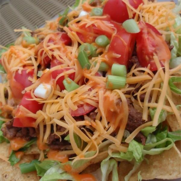 Receita de Salada de Taco II