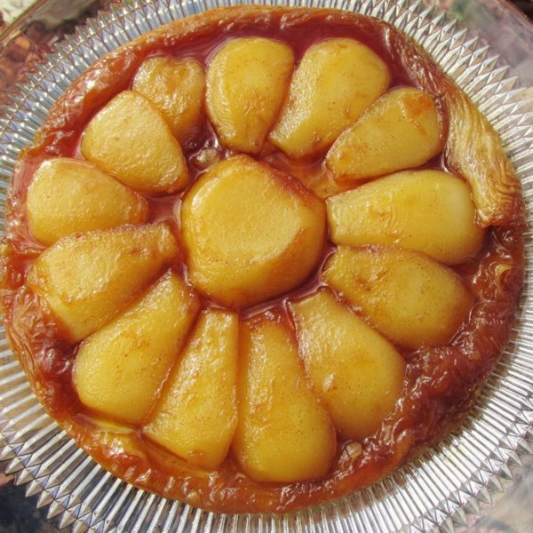 Receita de Tarte de Maple-Pear Tarte