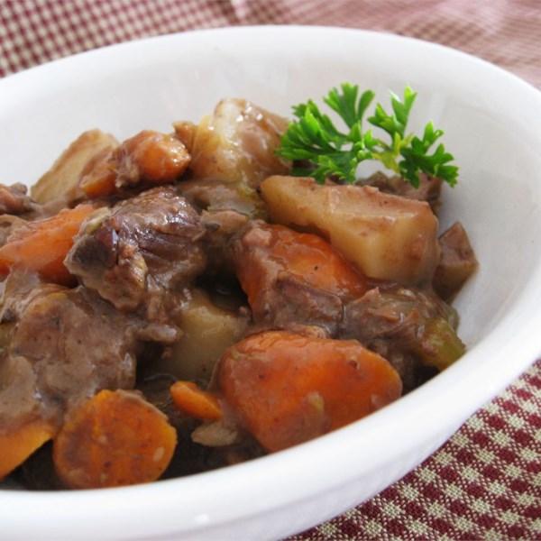 Cozimento lento Ensopado de Carne I Receita