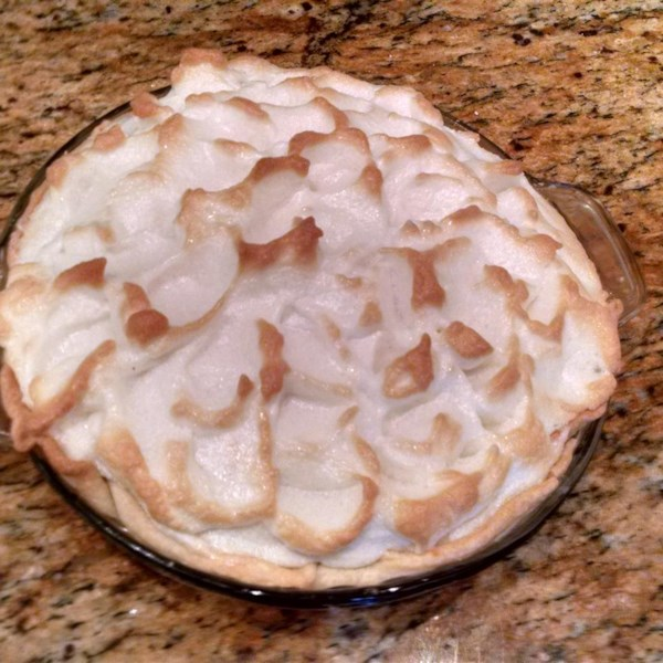 Receita de Torta de Merengue de Batata Doce grandaddy'
