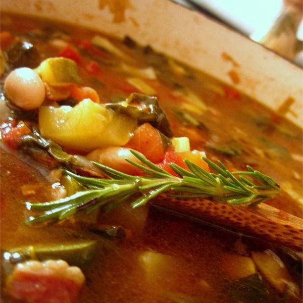 Receita de Minestrone Soup I