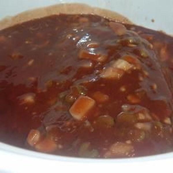 Receita de Sanduíche de Carne de Churrasco de Ting-Town