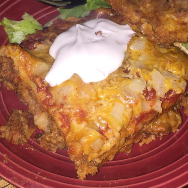 Receita enchilada casserole III