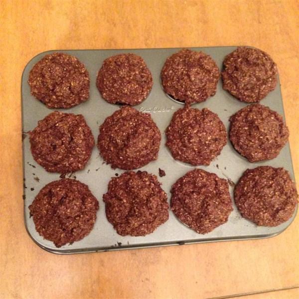 Deliciosa receita de Muffins Veganos de Banana (Sem Açúcar)