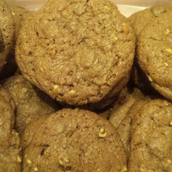 Cookie Mix em uma receita jar VI