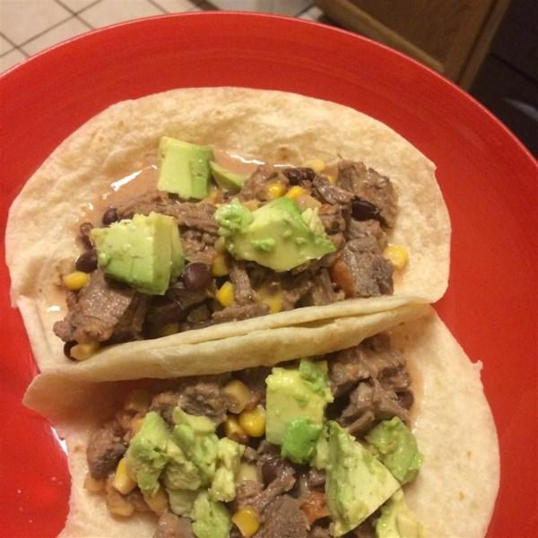 Receita de Burritos de Veado de Panela Lenta