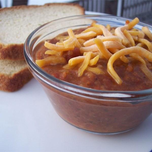 Receita de Chili Vegetariano Incrivelmente Fácil e Delicioso