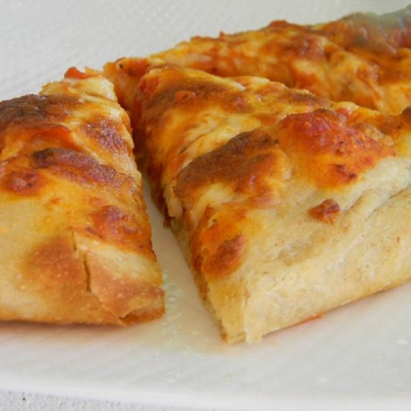 Receita de Massa de Pizza Caseira Fácil