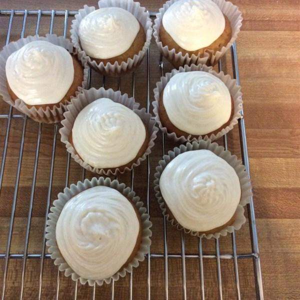 Receita de Cupcakes Fluffernutter
