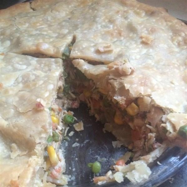 Receita de torta de peru de peru