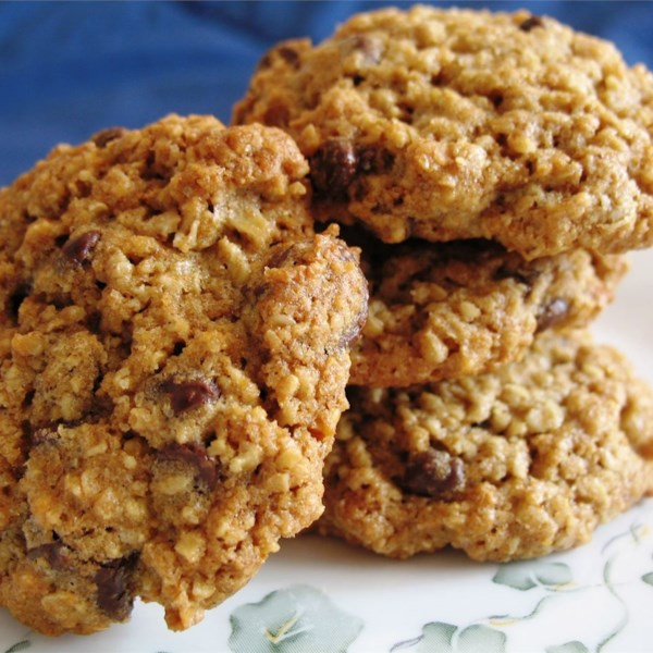 Receita de Biscoitos de Aveia de Henry e Maudie