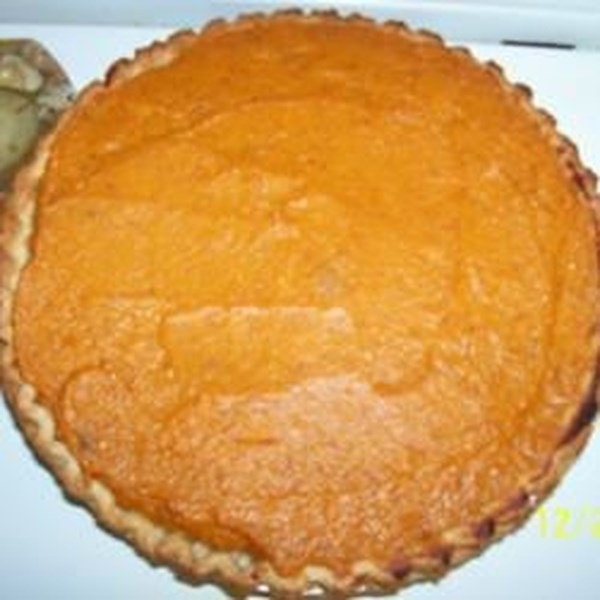 Receita de Torta de Batata Doce VIII