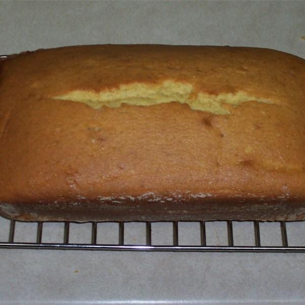 Receita de Bolo de Banana Loaf II