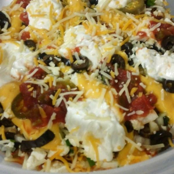 Receita italiana de nachos de Lisa