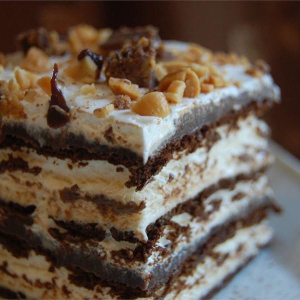 Receita de Sobremesa de Sorvete de Chocolate Quente