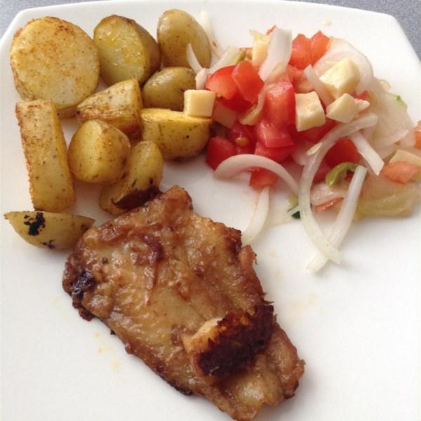 Receita de Barramundi Miso-Glazed chef John