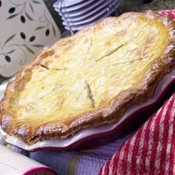 Receita de Torta de Peru II