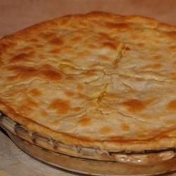 Receita de Torta de Frango Delicioso