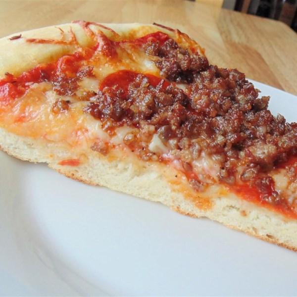 Receita de Massa de Pizza estilo Brooklyn
