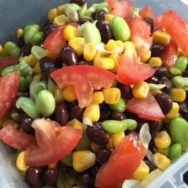 Receita de Salada de Jardim Saudável