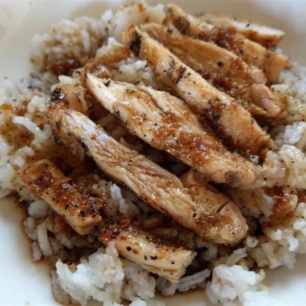 Receita de Bife de Flanco Teriyaki
