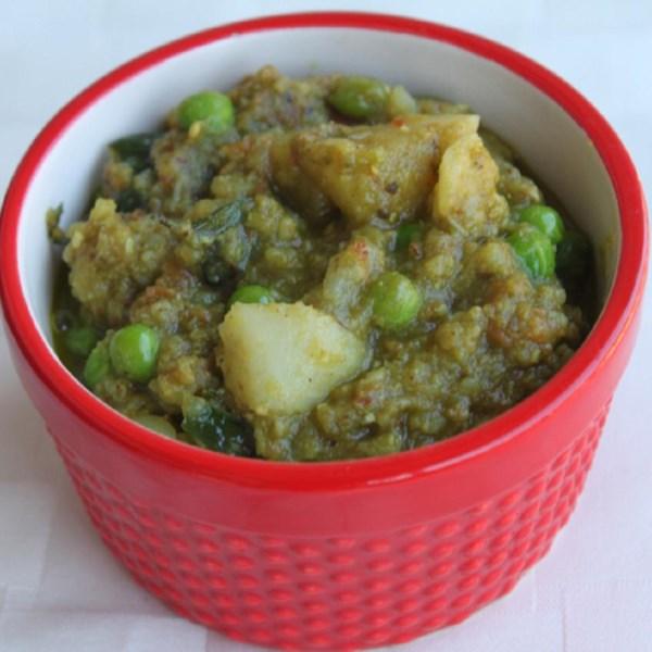 Receita de Curry de Nabo Japonês Vegano