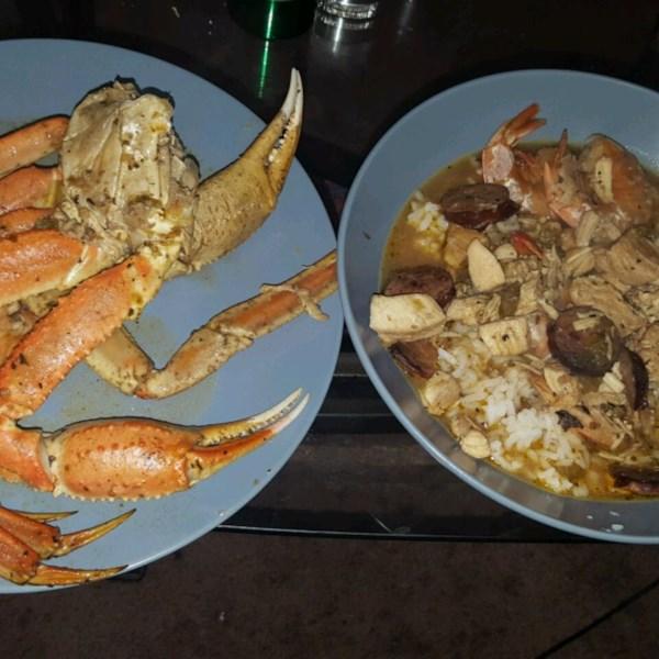 Famous New Orleans Shrimp Recipe Chicken Sausage Okra Gumbo
