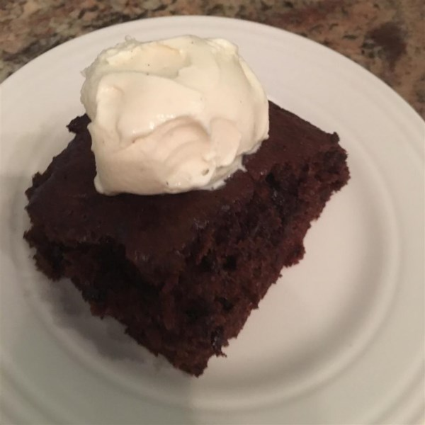 Receita de bolo de chocolate demais