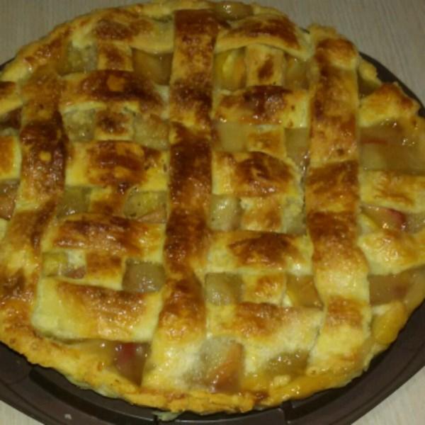 Receita de Torta de Pêssego