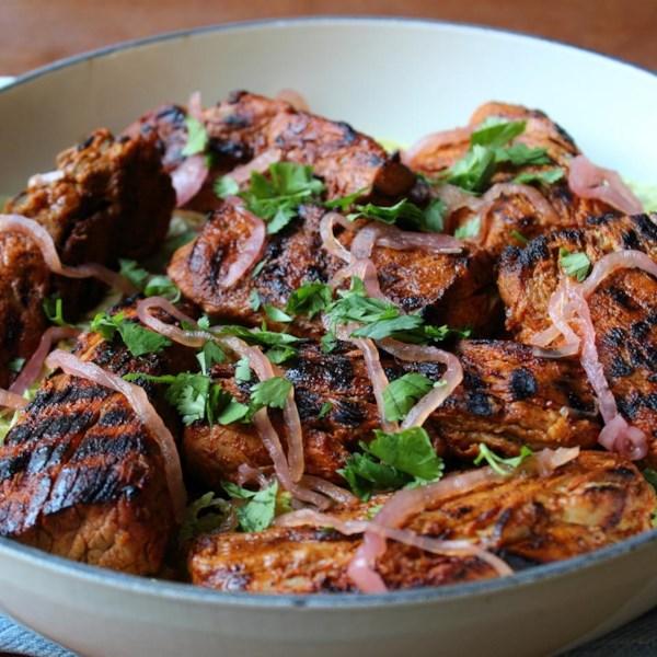 Chef John's Yucatan-Style Receita de Porco Grelhado