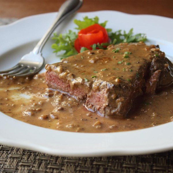 Chef John's Steak Diane Receita