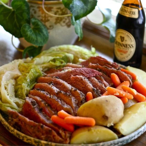 Receita de Carne Enlatada e Repolho I