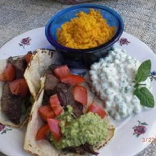 Receita de Marinada carne asada
