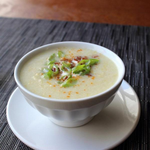Receita de Sopa de Milho Do Chef John