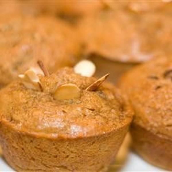 Receita de Muffins de Banana Mais Leve