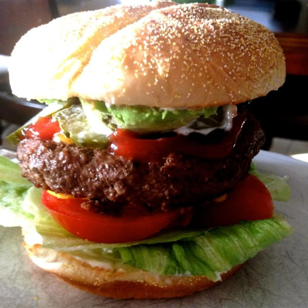 Receita de Bronco Burger