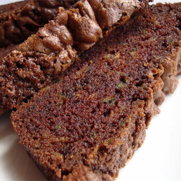 Receita de Pão de Abobrinha de Chocolate I