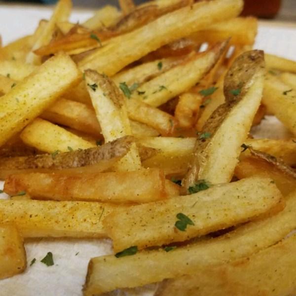 Receita de Batatas Fritas do Chef John