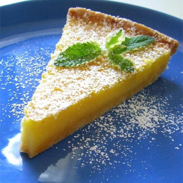 Receita de Triângulos de Limão de Torta