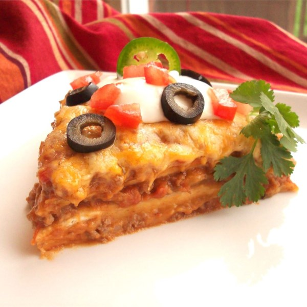 Receita de Torta de Burrito