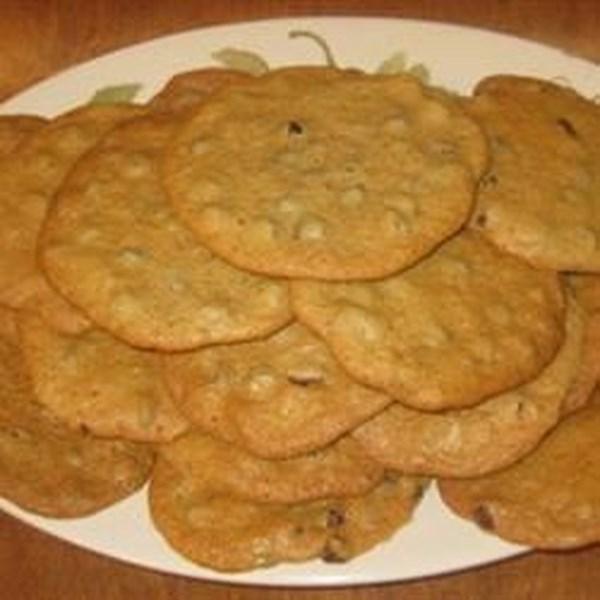 Receita dos Melhores Biscoitos de Chocolate da Mamãe