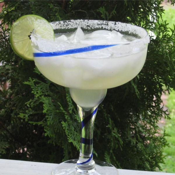 Receita de Margaritas Famosas de Parker