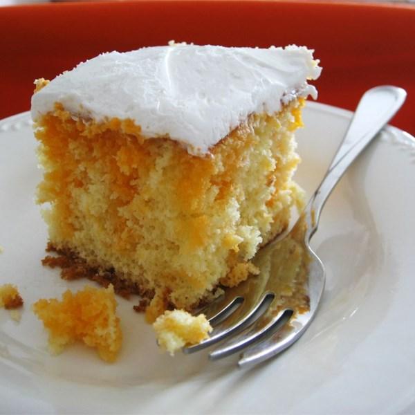 Poke Cake I Receita