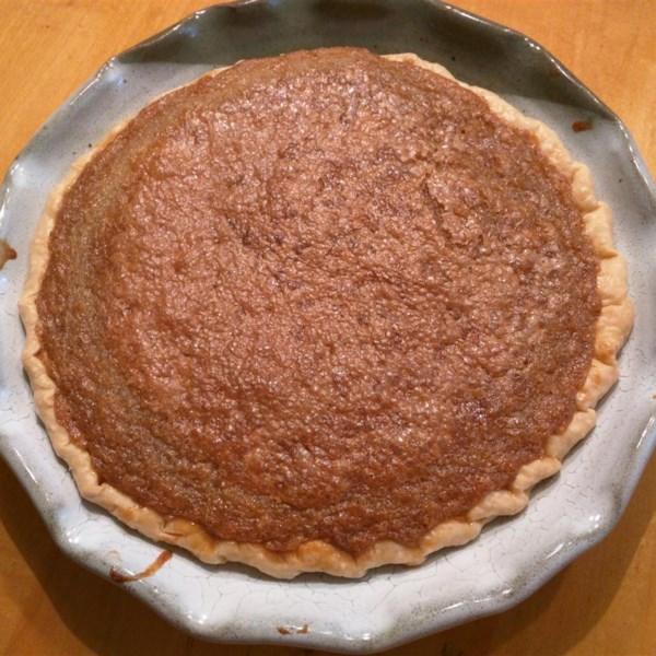 Receita de Torta de Açúcar Mascavo II