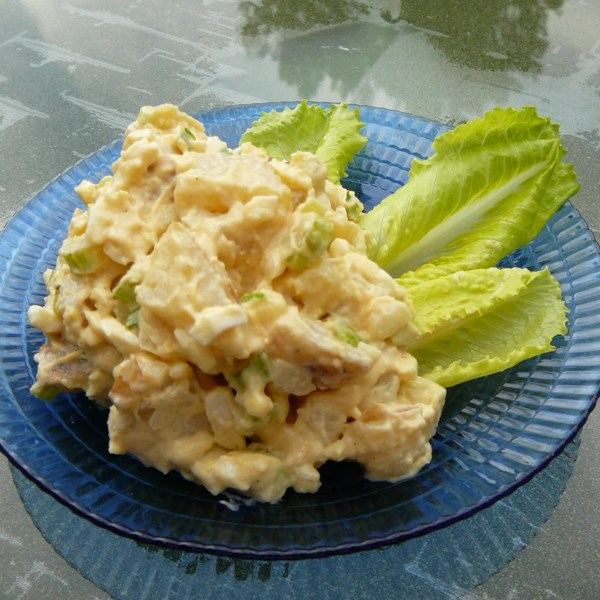 Receita de Salada de Batata de Verão