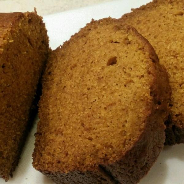 Receita de Pão de Torta de Abóbora